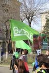 Веганы Магнитогорска вышли на первомайскую демонстрацию»