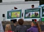 19 июля в Челябинске состоялась акция в защиту диких животных от эксплуатации