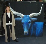 The Animalist Artist is Promoting Animal Rights Ideas through Art