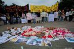 Митинг российской общественности «Нет террору в лесу!»