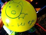 Магнитогорская «Вита» и местное сообщество вегетарианцев на городском празднике «Дыши свободно»