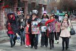 Марш                      против пещерной моды в Магнитогорске. ОТЧЁТ. ФОТО