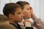 Первый в этом учебном году урок биоэтики в школе Санкт-Петербурга