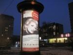 """Этичная столица: 300 улиц Москвы в 2014 году в социальной кампании """"Животные - не одежда"""" с участием российских звёзд"""