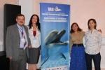Российское                      общественное движение в защиту морских млекопитающих