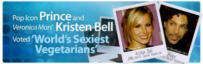 самые сексуальные вегетарианцы 2006
