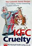 Памела Андерсон пишет президенту Ростикс и KFC