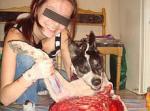 Российские и зарубежные защитники животных возмущены историей киевских студенток, расчленивших собаку