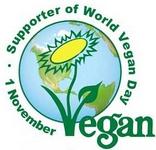 1 ноября – Международный День Вегана