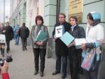 Михаил                      Ширвиндт передал в Госдуму Петицию за запрет притравки от                      112 тысяч граждан России