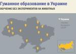В Украине открылся новый сайт о гуманном образовании