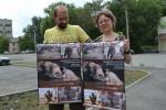 Цирк                      угрожает не только животным: дрессировщики Челябинского государственного                      цирка напали на защитников животных