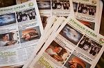 >Первая веганская газета «Этичная среда» теперь и в Москве!