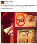 >Гамбургский Императорский театр: больше никакого меха в гардеробе