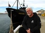 >С днём рождения, Пол! 2 декабря легендарному Полу Уотсону, основателю уникального веганского флота Sea Shepherd, неутомимому борцу с китобоями исполнилось 67 лет!