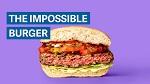 Веганский «Невозможный бургер» Impossible впервые появится в Азии в новом году