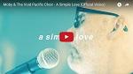 Моби - Простая любовь. Новый клип на трек A Simple Love о спасении животных с бойни