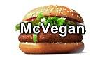>Веганский бургер появился в финском Макдональдсе