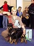 >Владелица одного из самых крупных в России питомников ягдтерьеров -  Анжелика Заболотникова - разбивает мифы о необходимости притравок