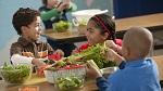 >62 государственные школы Нью-Йорка примут участие в 2-х недельном вега́нском челлендже