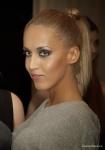 Ирина                      Харук - модель, веган