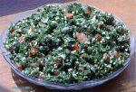 Веганский салат Табули