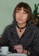Ирина Озёрная - поэт, литератор, журналист, историк © Фото Ольги Маковей